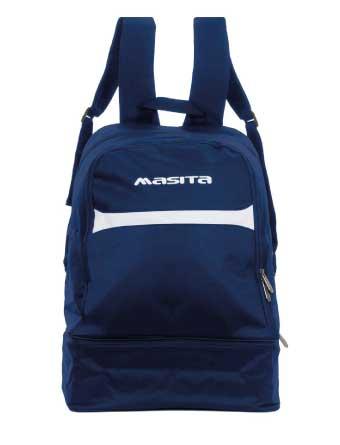 Backpack Hardcase Brasil  Navy Blue / White