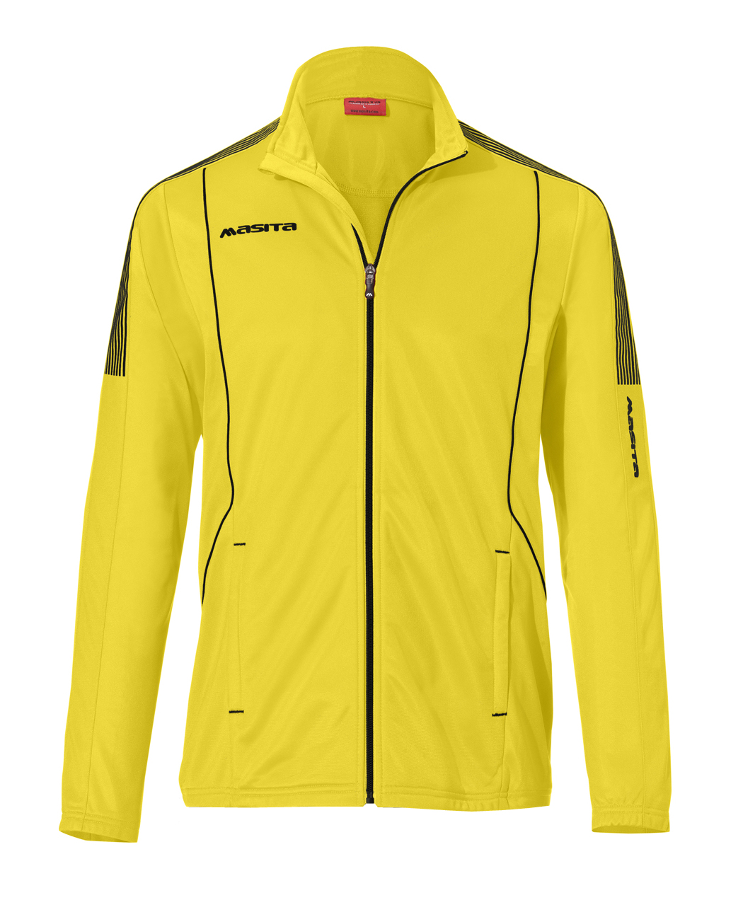 Polyester Jacket Barca  Yellow / Black