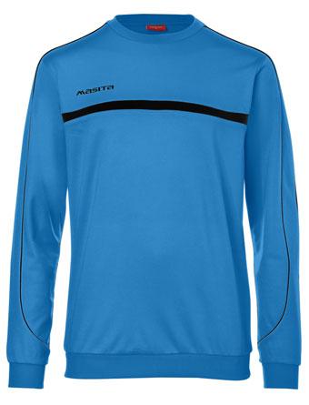 Sweater Brasil  Sky Blue / Black