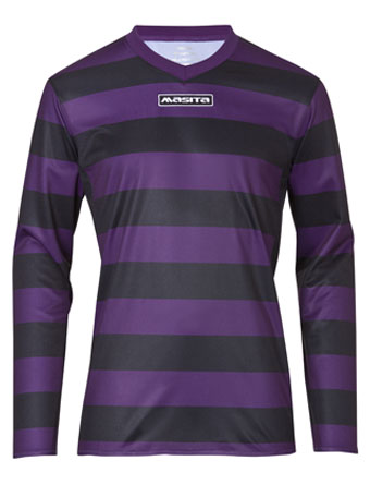 Long Sleeve SportShirt Celtic  Purple / Violet / Black
