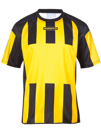 SportShirt Inter  Yellow / Black