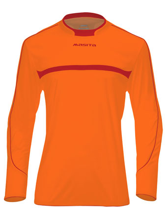 Goalkeeper Shirt Brasil  Orange / Red