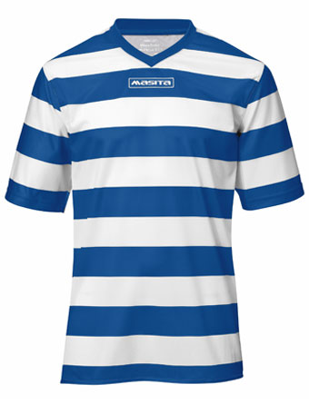SportShirt Celtic  Royal Blue / White