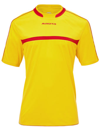 SportShirt Brasil  Yellow / Red
