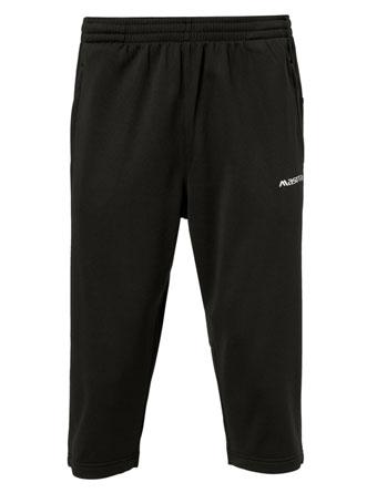 Training Pants 3/4 Bermuda  Black
