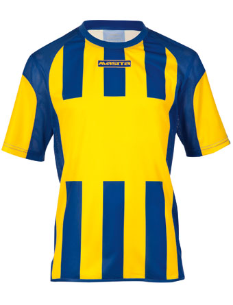 SportShirt Inter  Yellow / Royal Blue