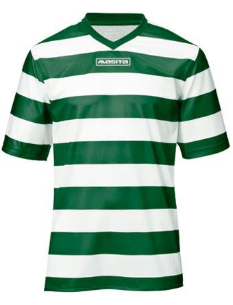 SportShirt Celtic  Green / White