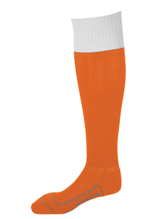 Socks Con.Welt Chelsea  Orange / White