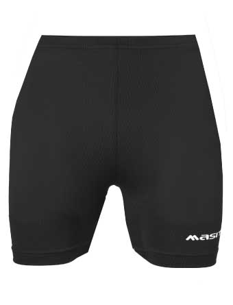 Ladies Tight Shorts  Black