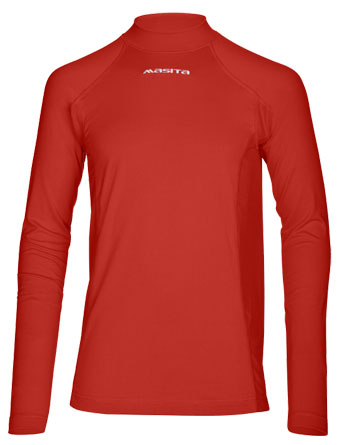 Long Sleeve T-Shirt Skin  Red