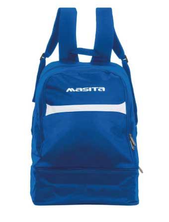 Backpack Hardcase Brasil  Royal Blue / White