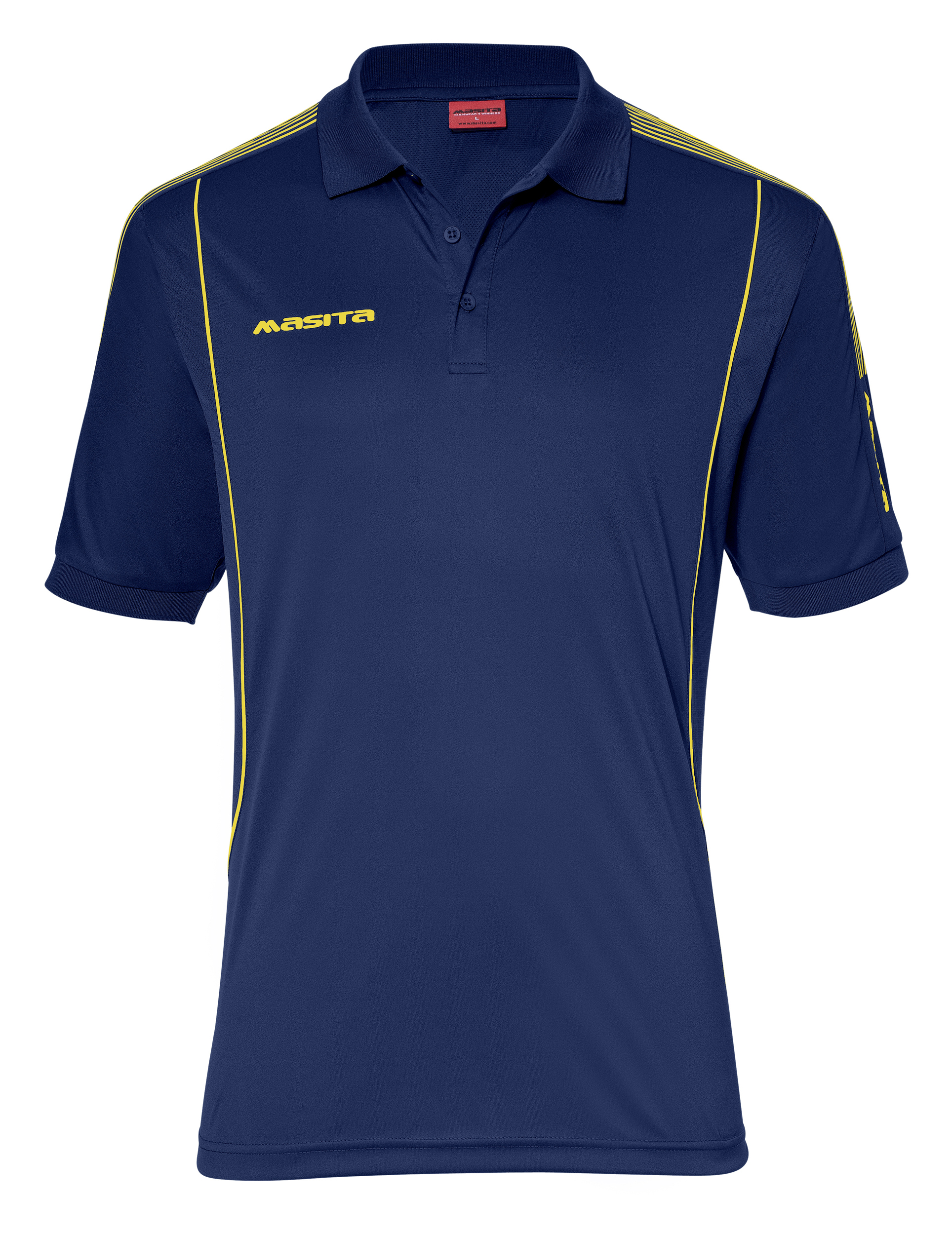 Polo Barca  Navy Blue / Yellow