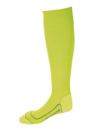 Socks Uni Wembley  Neon Green