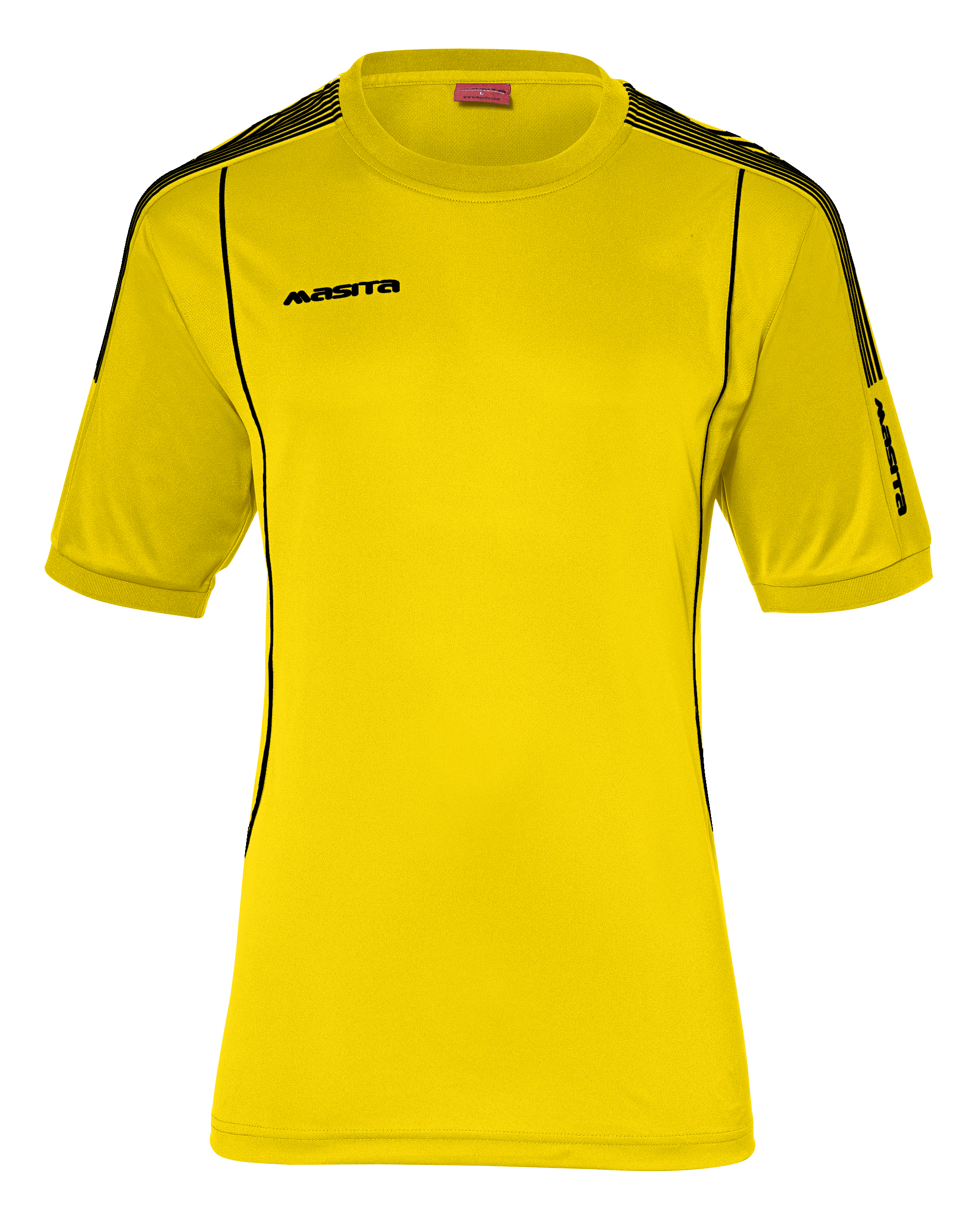 T-Shirt Barca  Yellow / Black