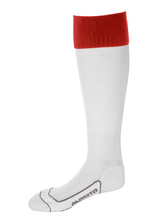 Socks Con.Welt Chelsea  White / Red