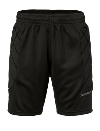 Goalkeeper Shorts  Black