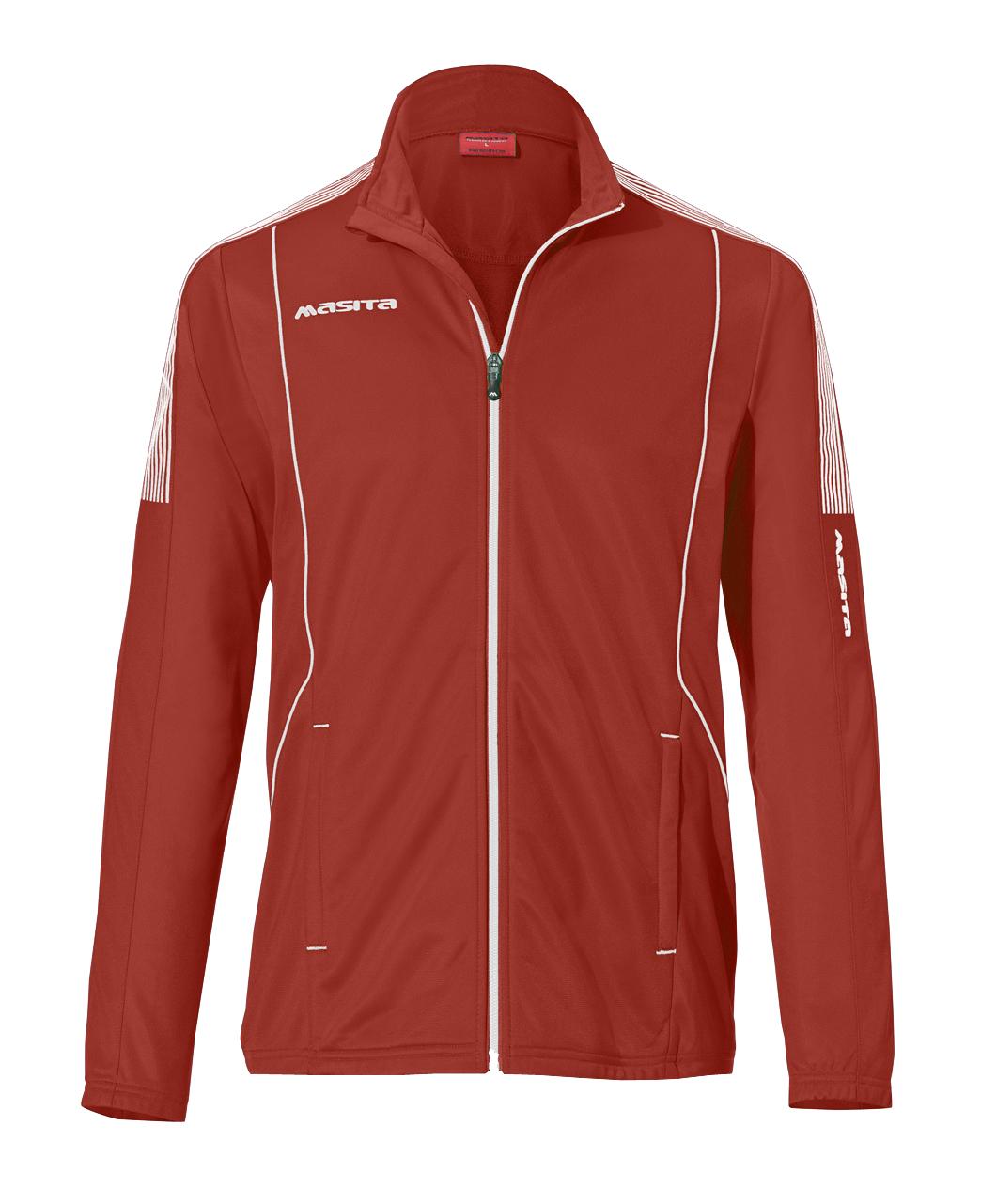 Presentation Jacket Barca  Red / White