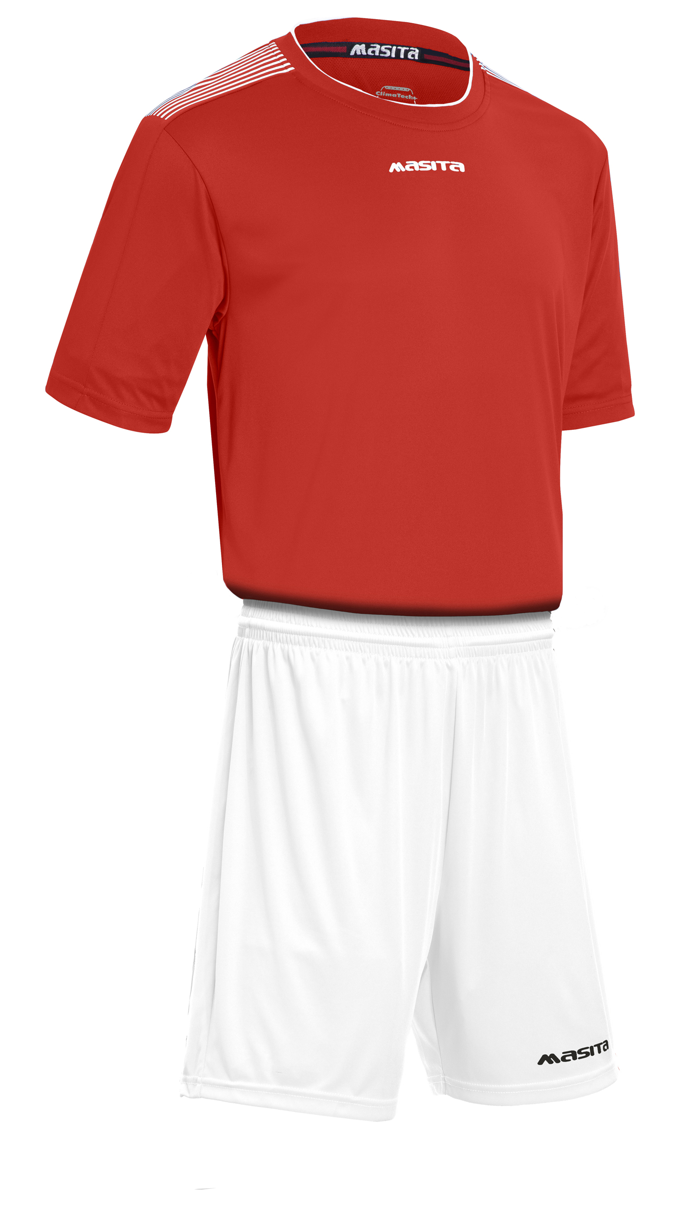 SportShirt Sevilla  Red / White