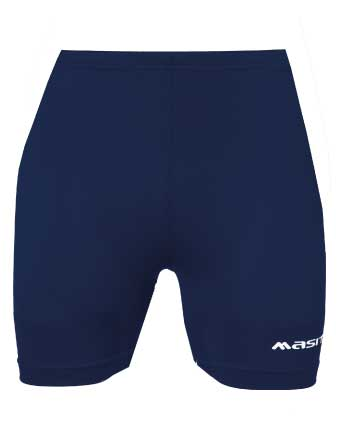 Ladies Tight Shorts  Navy Blue