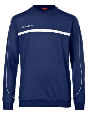 Sweater Brasil  Navy Blue / White