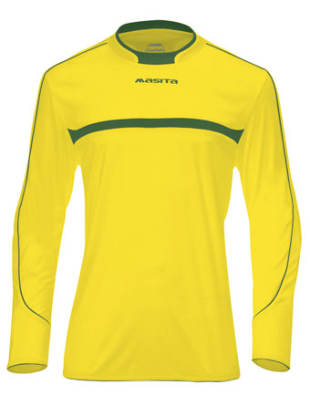 Goalkeeper Shirt Brasil  Neon Yellow / Green