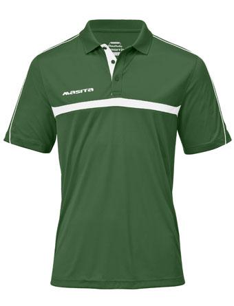Polo Brasil  Green / White
