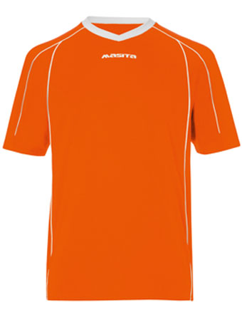 SportShirt Striker  Orange / White