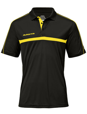 Polo Brasil  Black / Yellow