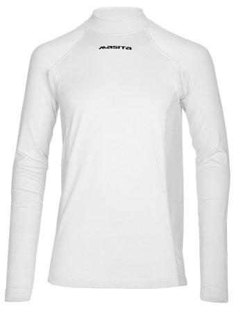 Long Sleeve T-Shirt Skin  White