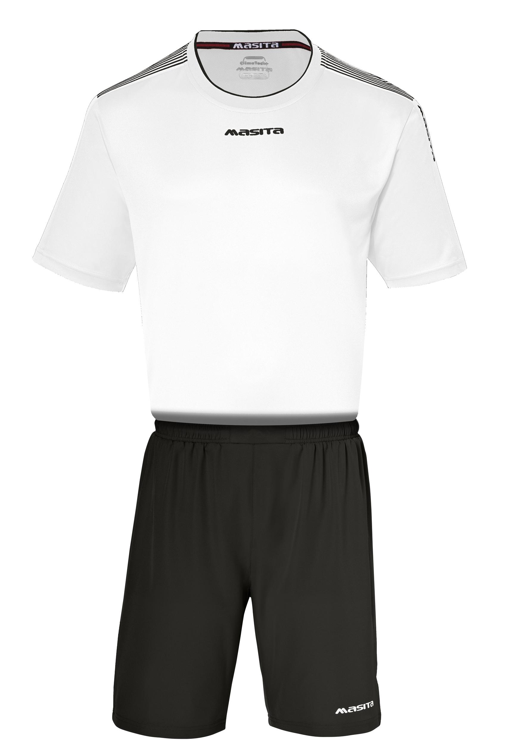 SportShirt Sevilla  White / Black