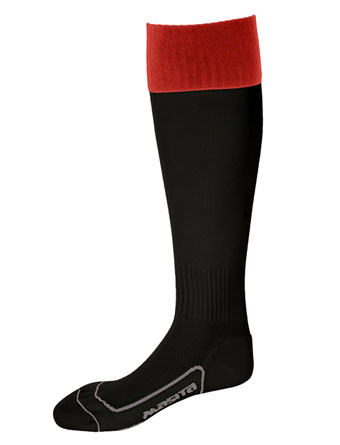 Socks Con.Welt Chelsea  Black / Red