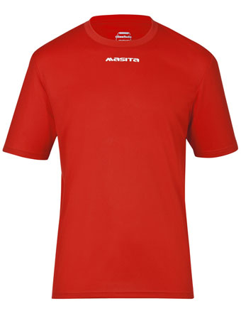 Functional Shirt  Red
