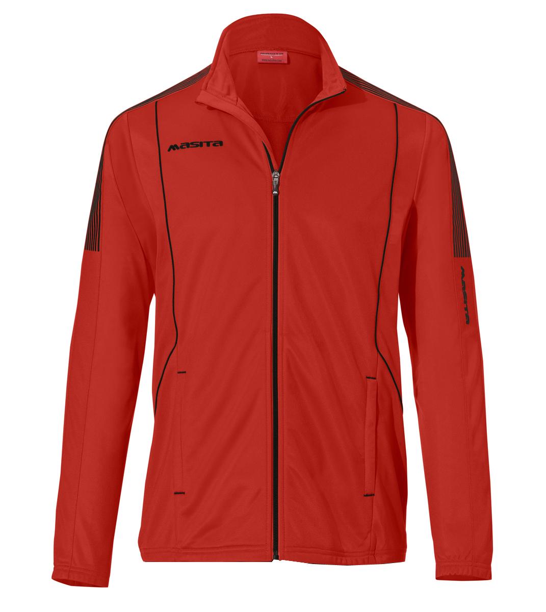 Presentation Jacket Barca  Red / Black