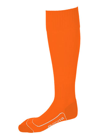 Socks Uni Wembley  Neon Orange