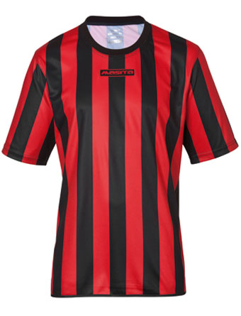SportShirt Barca  Black / Red