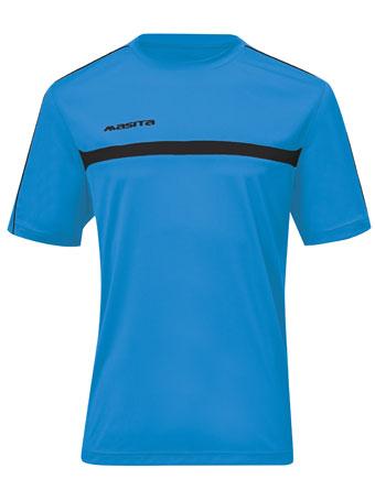 T-Shirt Brasil  Sky Blue / Black
