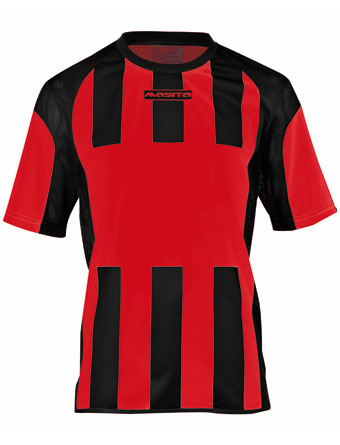 SportShirt Inter  Red / Black