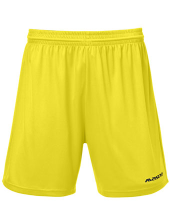 Shorts Boca  Yellow