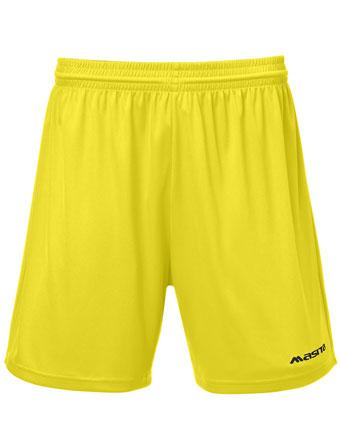 Shorts Boca  Yellow