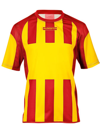 SportShirt Inter  Yellow / Red