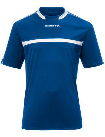 SportShirt Brasil  Royal Blue / White