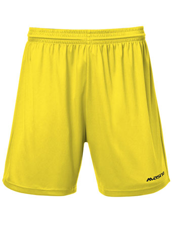 Shorts Boca  Neon Yellow