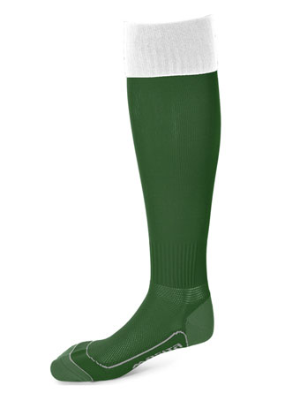 Socks Con.Welt Chelsea  Green / White