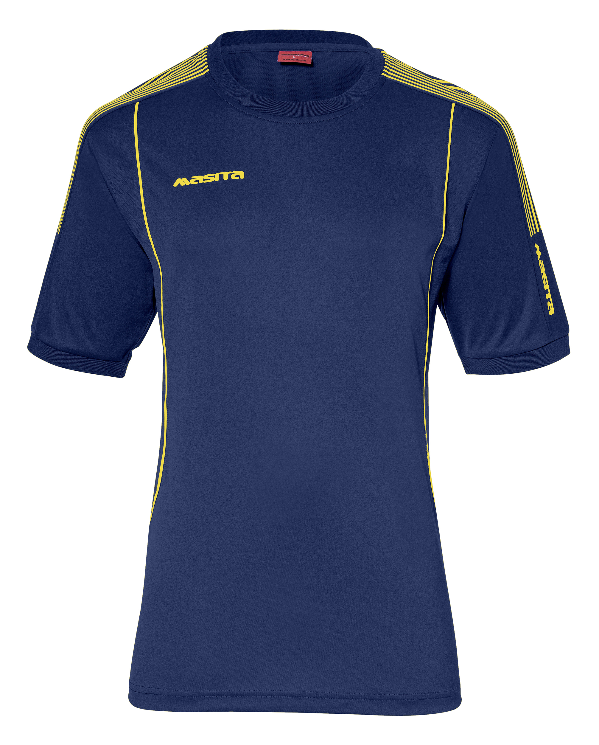T-Shirt Barca  Navy Blue / Yellow