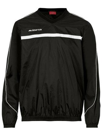 Rain-Sweater Brasil  Black / White