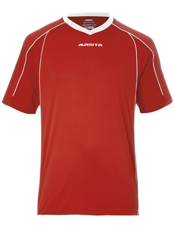 SportShirt Striker  Red / White