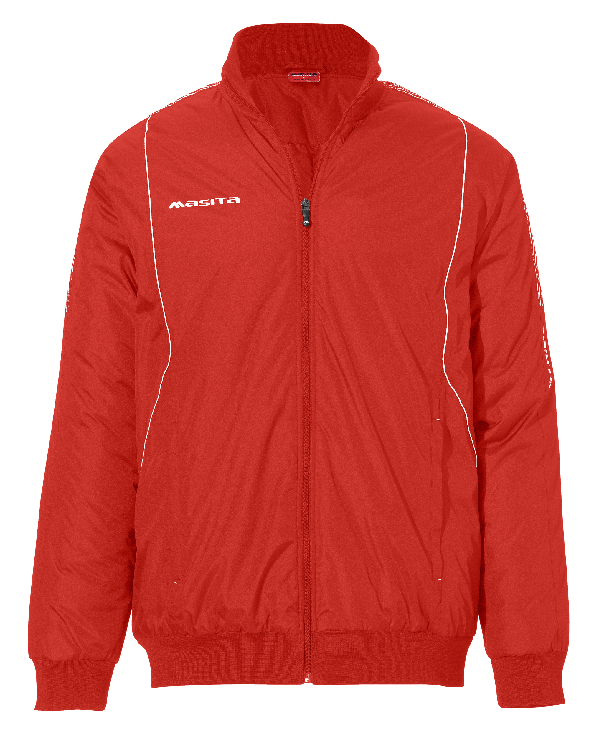 Coach-Jacket Barca  Red / White