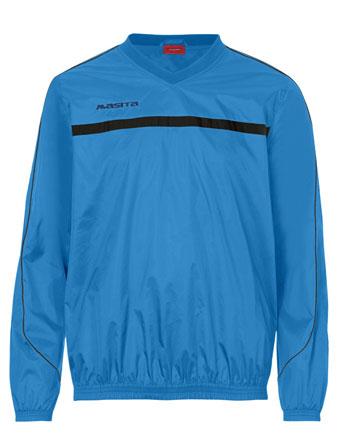 Rain-Sweater Brasil  Sky Blue / Black