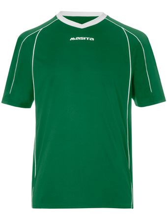 SportShirt Striker  Green / White