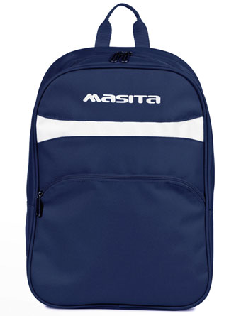 Backpack Brasil  Navy Blue / White